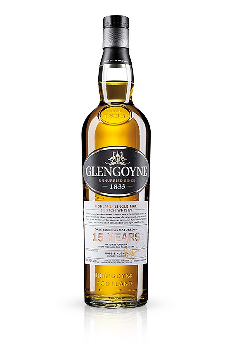 Glengoyne 15 Years Old / 43% / 0,7 L