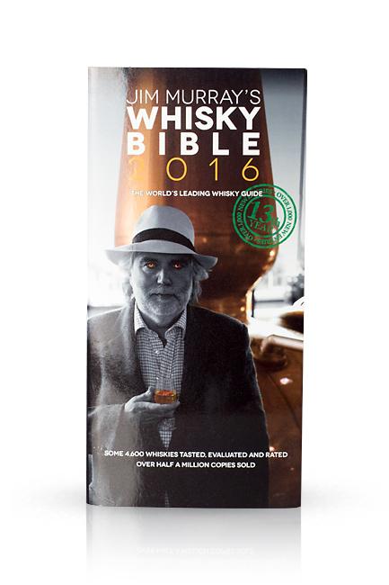 Whisky Bible 2016 - Jim Murray